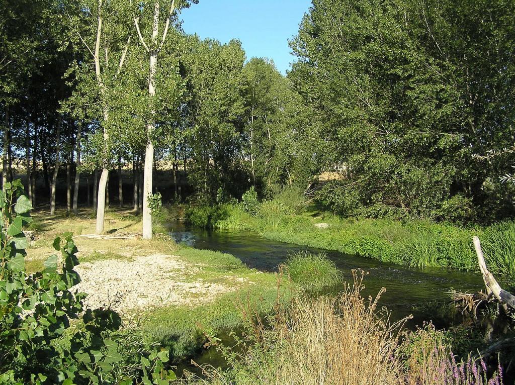 Imagen Paseo por el río Eresma desde Rascafría (Madrid)