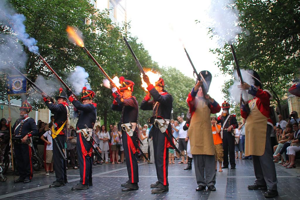 Semanas grandes en el País Vasco - Donosti