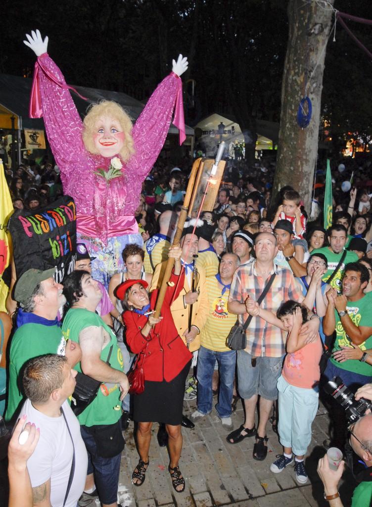 Semanas grandes en el País Vasco - Bilbao