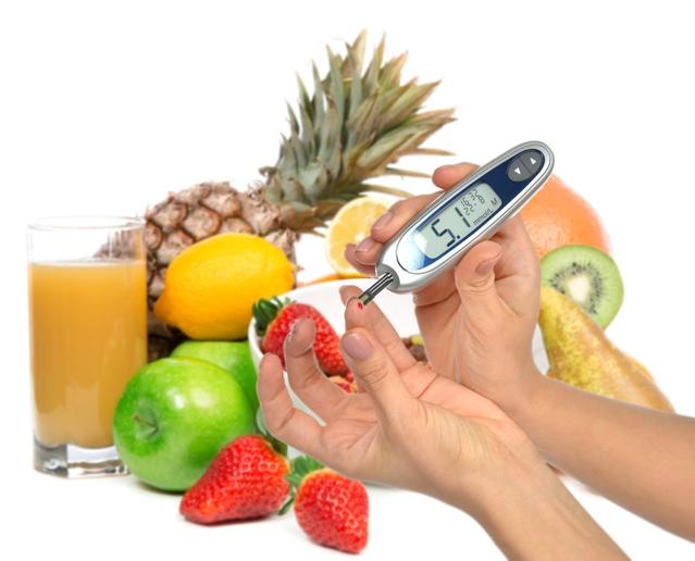 Alimentos y hábitos recomendados para la diabetes
