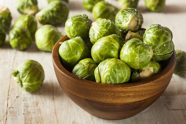 Propiedades de las coles de Bruselas y sus beneficios | HCMN