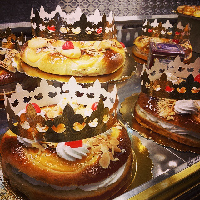 Diferencias entre la Corona de la Almudena y el Roscón de Reyes