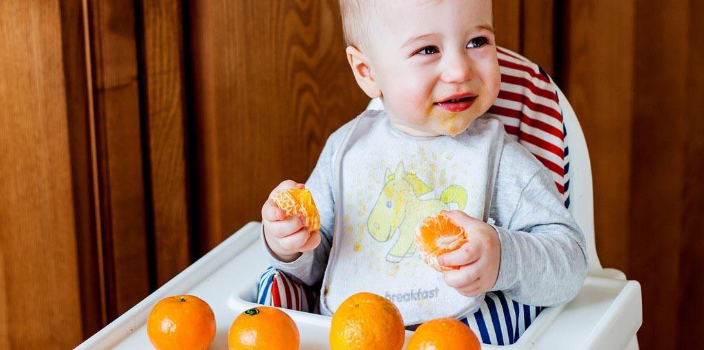 Propiedades y beneficios de la mandarina, una golosina natural