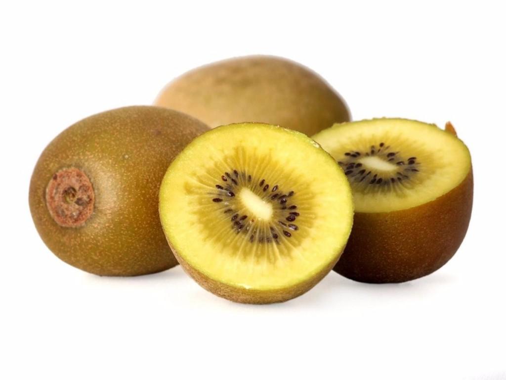 Diferencias entre kiwi verde y gold