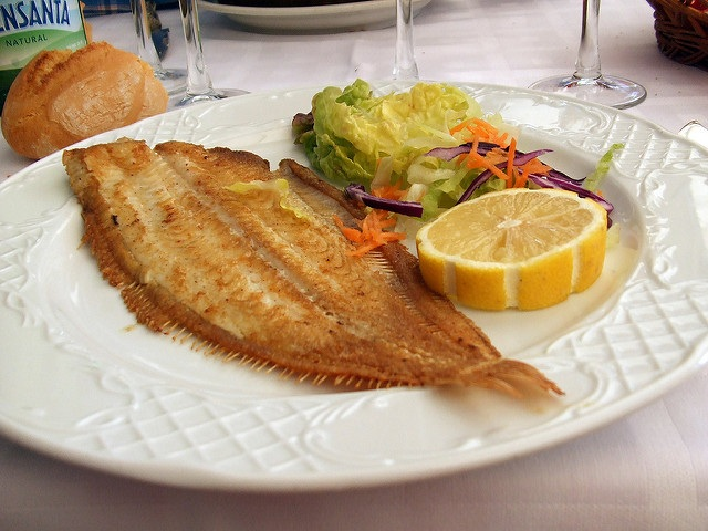 Propiedades del lenguado, un pescado estrella | HCMN
