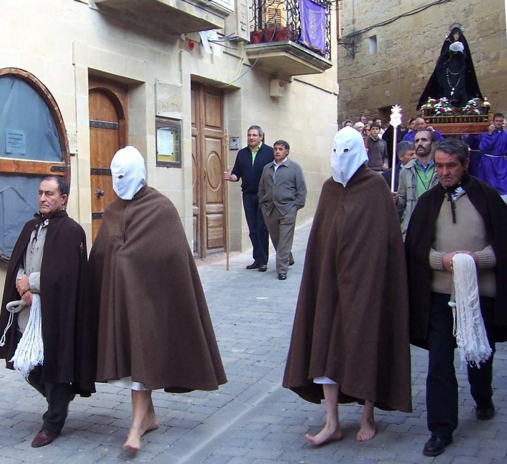 celebraciones singulares de semana santa