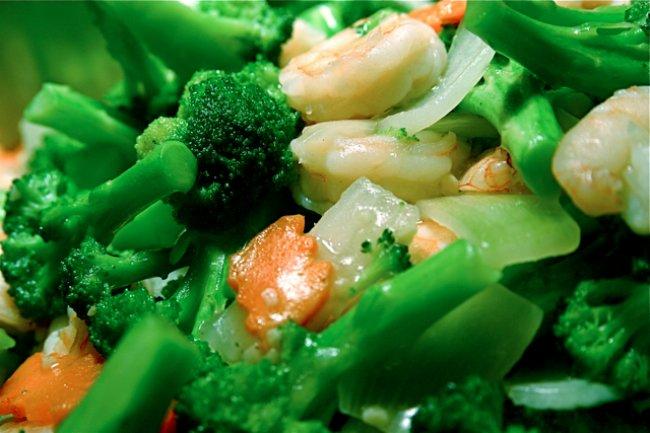 Consejos para comprar verduras y hortalizas. Verduras cocinadas