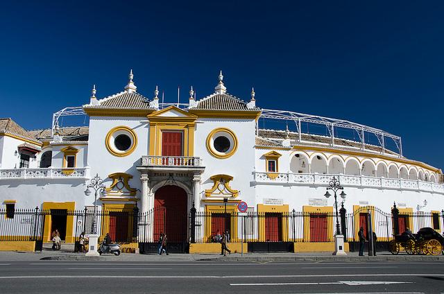 La Feria de Abril_La Maestranza