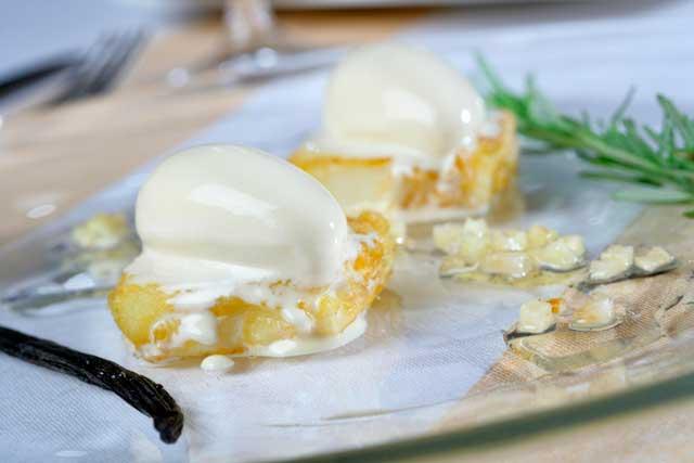 7 ideas para usar miel en la cocina: Cuchara de miel