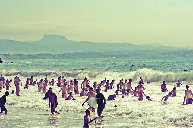 Los Baños de Ola de Santander | HCMN