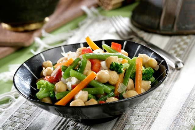 Legumbres en verano: recetas frías, ensaladas, etc... | HCMN