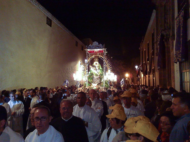 Fiesta de la Danza del Diablo en Tijarafe (La Palma) | HCMN