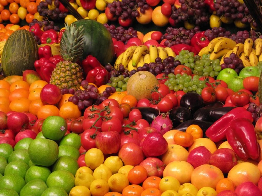 Beneficios De Comer Frutas Y Otros Alimentos De Temporada