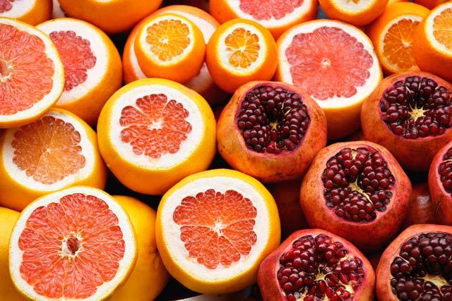 Conoce las frutas de invierno en España y come de temporada | HCMN