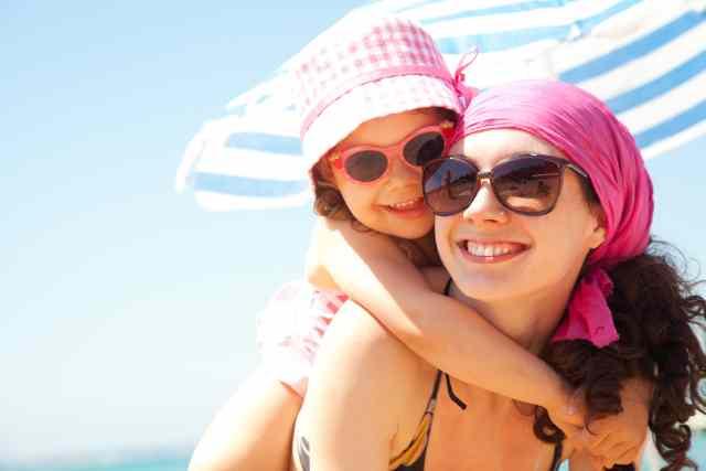 Protege tus ojos del sol y los de tus hijos | HCMN
