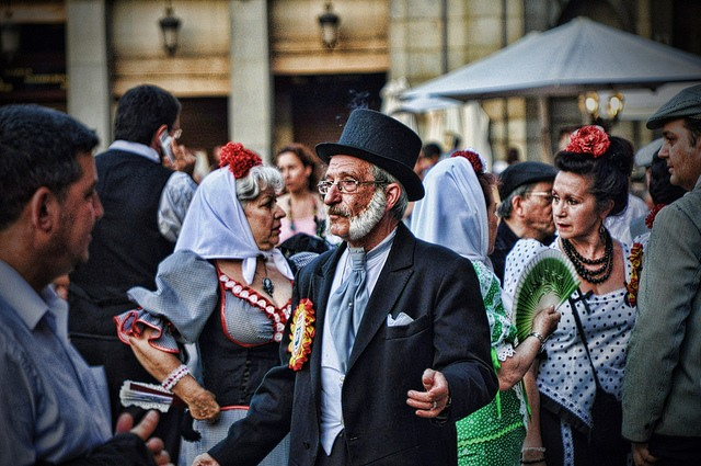 Verbenas de agosto en Madrid | HCMN