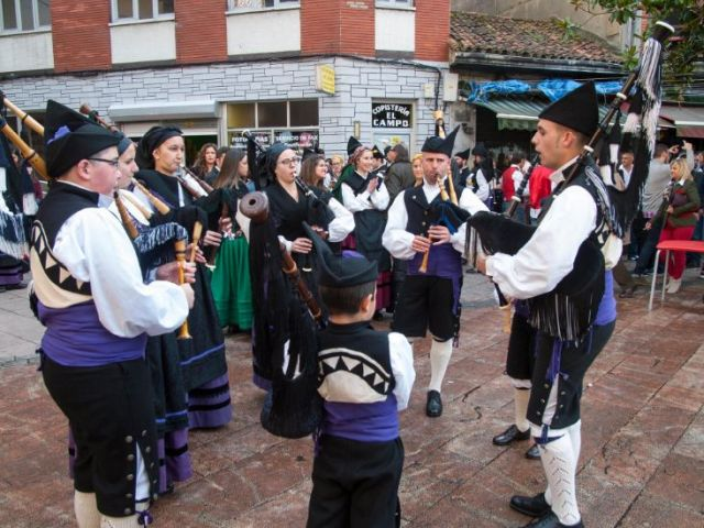 Redescubre Asturias con la Fiesta de los Humanitarios | HCMN