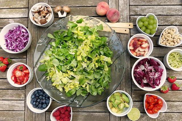 ensalada templada |HCMN