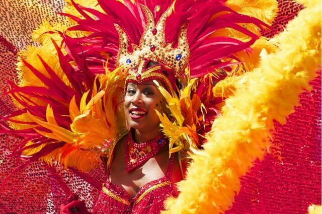 origen del carnaval | HCMN