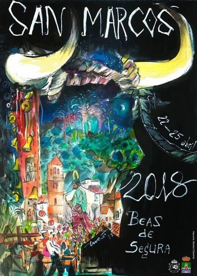 Fiestas de San Marcos en Beas de Segura (Jaen) | HCMN