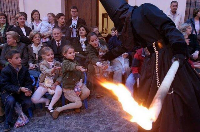 Semana Santa en Sagunto ¡un caramelet! | HCMN