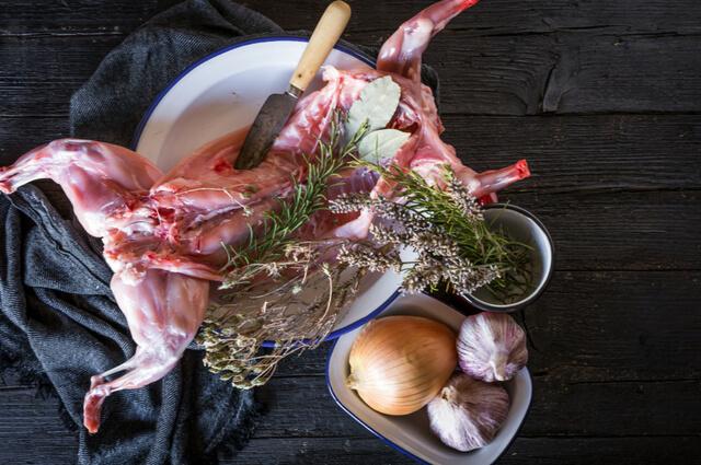 Carne de conejo, fuente de proteínas y vitaminas | HCMN