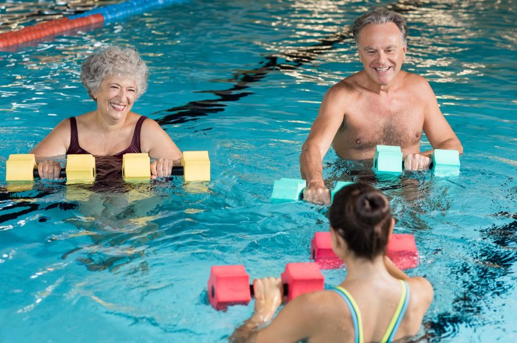 Beneficios de la natación | HCMN