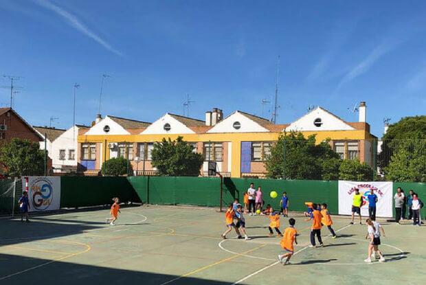 Ringol, el nuevo deporte inventando por maestros andaluces | HCMN