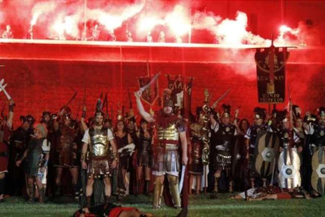 Fiesta de Carthagineses y Romanos | HCMN