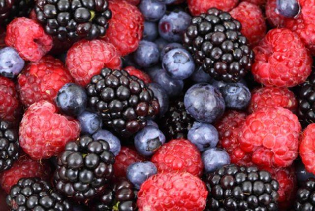 Frutos rojos, frescos o congelados, ¡buenos para todo! | HCMN