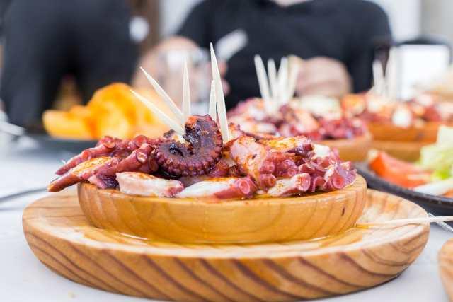 Fiesta del pulpo en Carballiño | HCMN