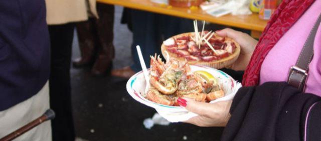 Festa do Marisco en O Grove | HCMN