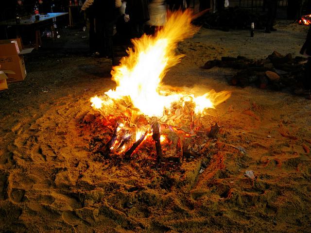 La Fiesta del Magosto se celebra en… ¡noviembre! | HCMN