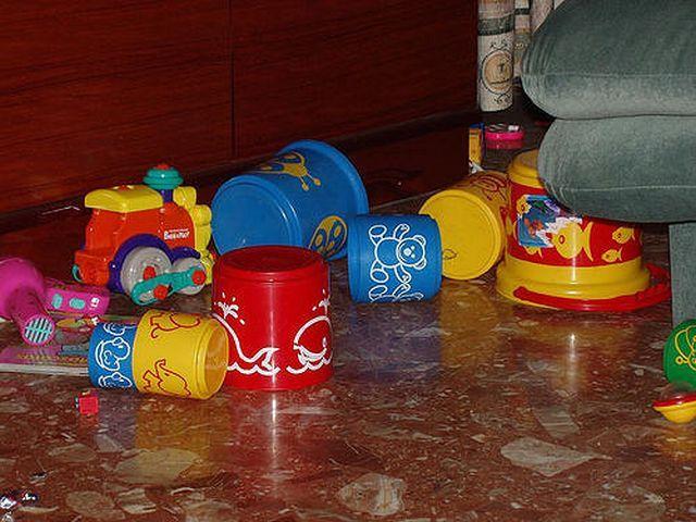 Ideas para mantener organizados los juguetes | HCMN