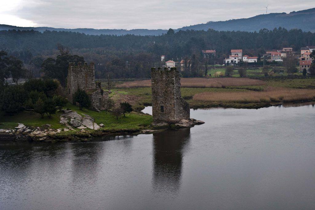 Desembarco vikingo de Catoira, en Pontevedra | HCMN