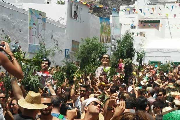 Fiesta de la Rama en Agaete, Gran Canaria | HCMN