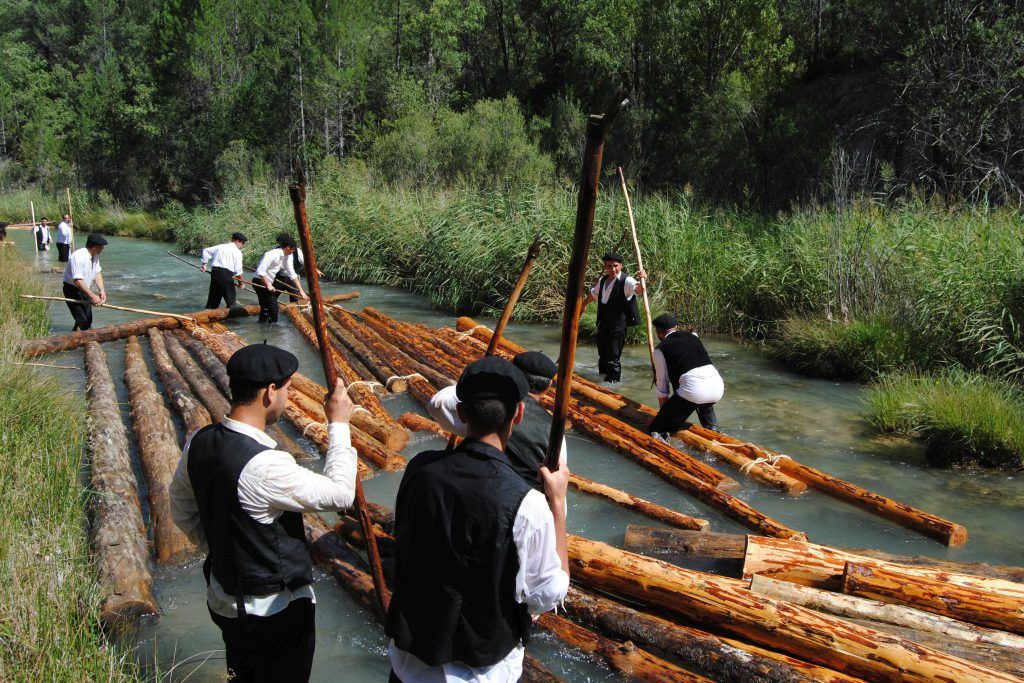 Fiesta Ganchera de Alto Tajo, en Castilla La Mancha | HCMN