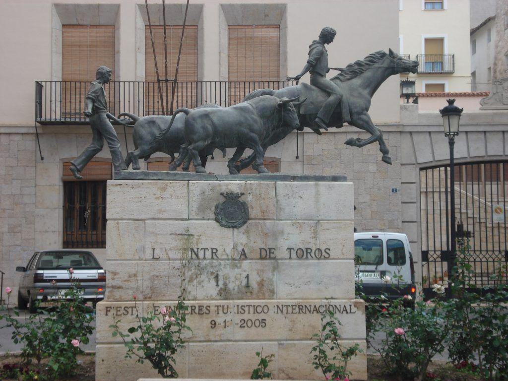 Toros y caballos de Segorbe | HCMN