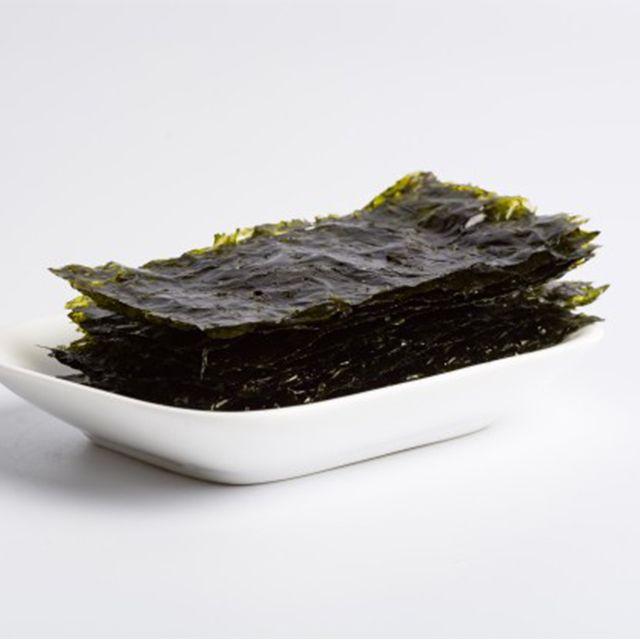 algas verduras marinas