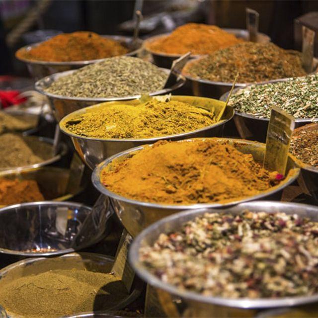 Curry: curiosidades y tipos | HCMN