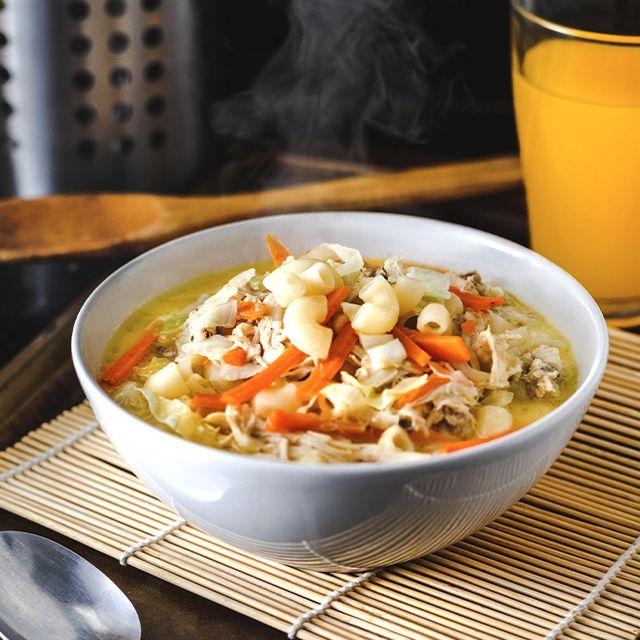 como hacer minestrone: como hacer en casa