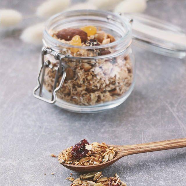 Granola fit: la combinación más versátil| HCMN