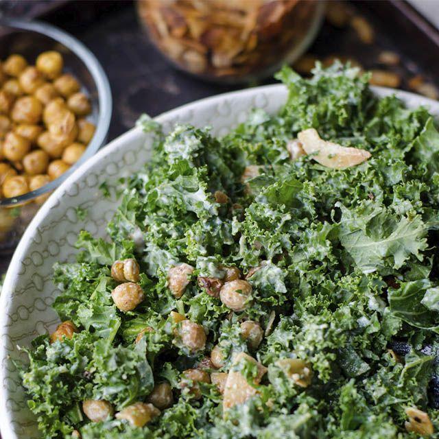 Ideas de ensaladas con legumbres y proteína
