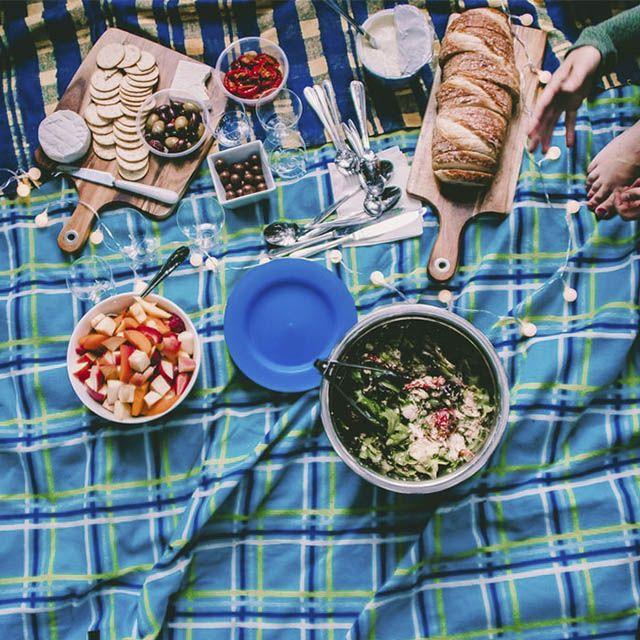 ideas para un picnic de 10