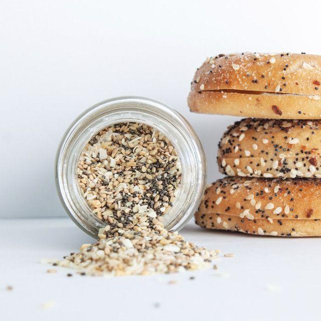 semillas lino en comida