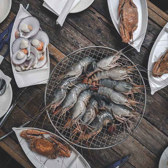 cómo cocer marisco