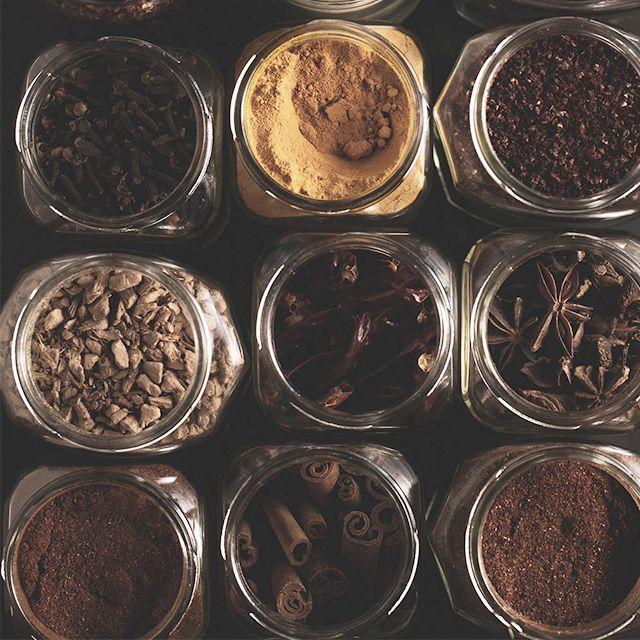 orden especias cocina