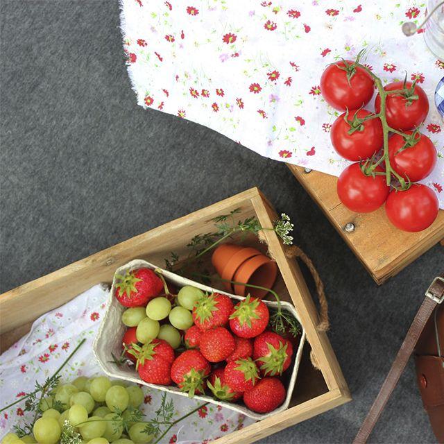 cajas de fruta | HCMN