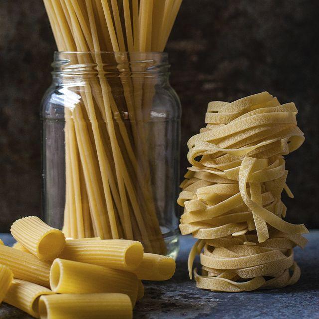 tipos de pasta | HCMN